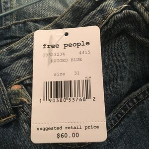Free People Skirts - Free People Denim Skirt